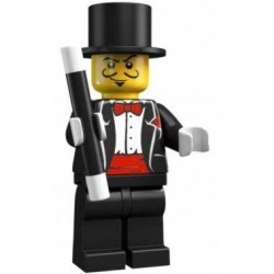 LEGO 1 SERIA Minifigures 8683 MAGIC CZARODZIEJ