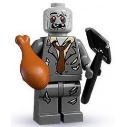 LEGO 1 SERIA Minifigures 8683 ZOMBIE