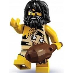 LEGO 1 SERIA Minifigures 8683  JASKINIOWIEC