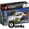 LEGO SPEED CHAMPION 75895 PORSCHE 911 TURBO 3.0