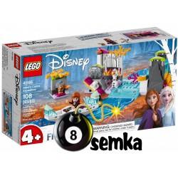 LEGO DISNEY FROZEN 41165 SPŁYW KAJAKOWY ANNY