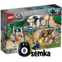 Zestaw LEGO JURASSIC WORLD 75937 ATAK TRICERATOPSA