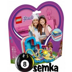 LEGO Friends 41387 Pudełko przyjaźni Olivii