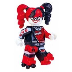 Figurka LEGO SUPER HEROES HARLEY QUINN NA WROTKACH