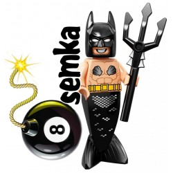 LEGO 71020 BATMAN MINIFIGURES BAT SYRENKA