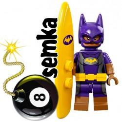 LEGO 71020 BATMAN MINIFIGURES BATGIRL WAKACYJNA