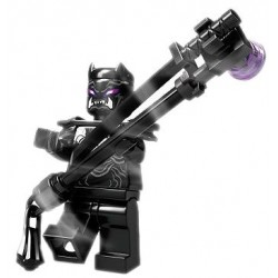 Figurka LEGO NINJAGO Oni Villain Zbroja