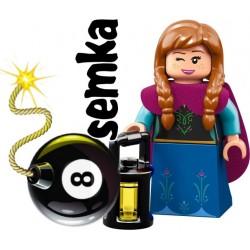 LEGO 71024 MINIFIGURES DISNEY 2 ANNA