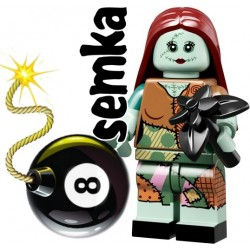 LEGO 71024 MINIFIGURES DISNEY 2 SALLY SKELLINGTON