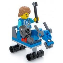 LEGO FIGURKA NEXO KNIGHTS ROBIN