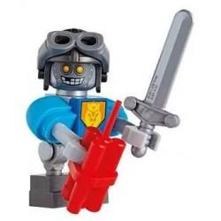 LEGO FIGURKA NEXO KNIGHTS PILOT BOT