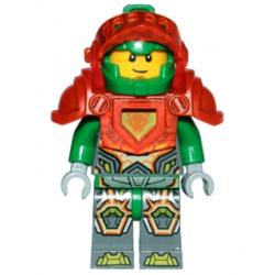 LEGO FIGURKA NEXO KNIGHTS AARON