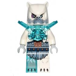 LEGO Figurka CHIMA ICEKLAW