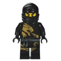 Figurka LEGO NINJAGO COLE DX