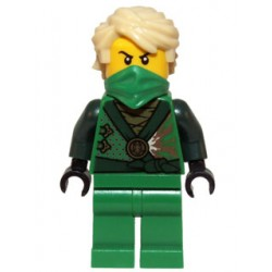 Figurka LEGO NINJAGO LLOYD TECHNO ROBOOTED