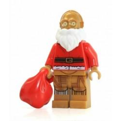LEGO STAR WARS FIGURKA C-3PO MIKOŁAJ