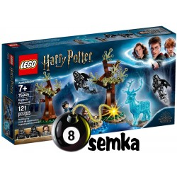 ZESTAW LEGO HARRY POTTER 75945 Expecto Patronum