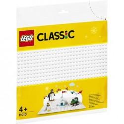 LEGO CITY 11010 PŁYTKA KONSTRUKCYJNA BIAŁA