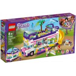 LEGO Friends 41395 Autobus przyjaźni BYDGOSZCZ