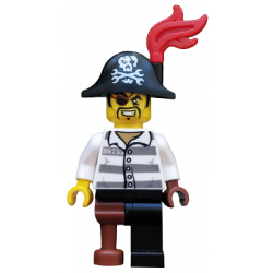 Figurka LEGO NINJAGO KAPITAN SOTO