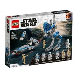 Lego STAR WARS 75280 Żołnierze-klony z 501. legionu