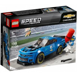 LEGO SPEED CHAMPION 75884 FORD MUSTANG FASTBACK 1968