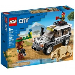 LEGO CITY 60267 TERENOWE SAFARI