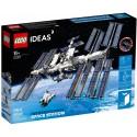 ZESTAW LEGO IDEAS 21321 Międzynarodowa Stacja Kosmiczna