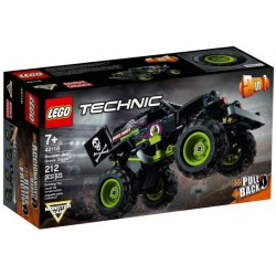 LEGO TECHNIC 42118 MONSTER JAM - GRAVE DIGGER