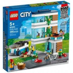 LEGO CITY 60291 DOM RODZINNY