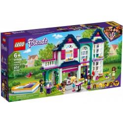 LEGO Friends FRIENDS 41449 DOM RODZINNY ANDREI