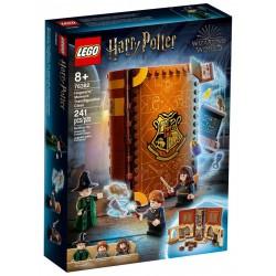 ZESTAW LEGO HARRY POTTER 76382 Chwile z Hogwartu™: zajęcia z transfiguracji