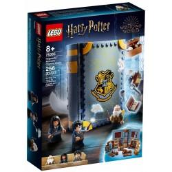 ZESTAW LEGO HARRY POTTER 76385 Chwile z Hogwartu: zajęcia z zaklęć i uroków