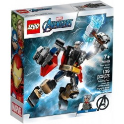 LEGO MARVEL AVENGERS 76169 OPANCERZONY MECH THOR