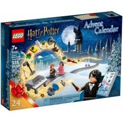 ZESTAW LEGO HARRY POTTER 75981 KALENDARZ
