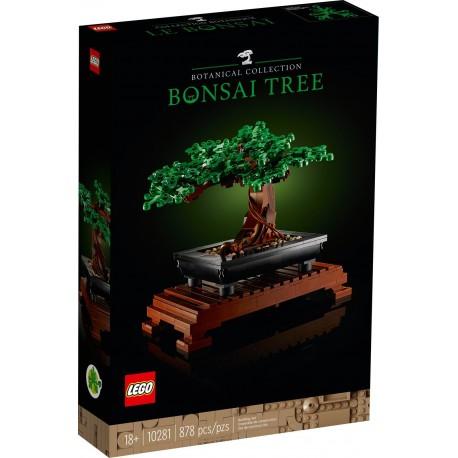 LEGO CREATOR EXPERT 10281 DRZEWKO BONSAI