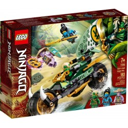 LEGO NINJAGO 71745 Dżunglowy chopper Lloyda