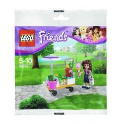 LEGO Friends 30202 Oliwia i stoisko smoothie