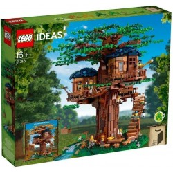 ZESTAW LEGO IDEAS 21322 Domek na drzewie