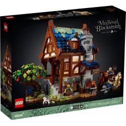 ZESTAW LEGO IDEAS 21325 Średniowieczna kuźnia