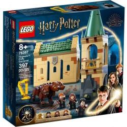 ZESTAW LEGO HARRY POTTER 76387 SPOTKANIE Z PUSZKIEM
