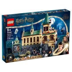ZESTAW LEGO HARRY POTTER 76389 KOMNATA TAJEMNIC W HOGWARCIE