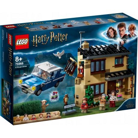 ZESTAW LEGO HARRY POTTER 75968 Privet Drive 4