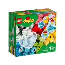 LEGO DUPLO 10909 Pudełko z serduszkiem