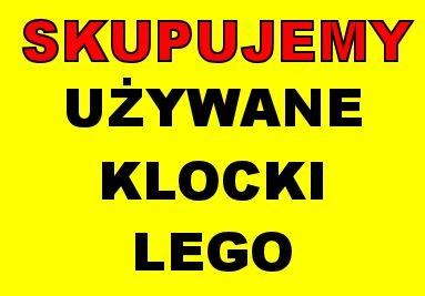 SKUP KLOCKÓW LEGO